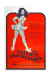 THE NAUGHTY CHEERLEADER, US poster, Barbi Benton, 1970 Affiche