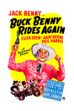 Buck Benny Rides Again Posters