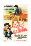 Angel and the Badman, 1947 Posters