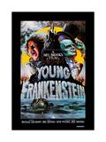 Young Frankenstein Premium Giclee-trykk