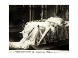 Frankenstein, Mae Clarke on lobbycard, 1931 Posters