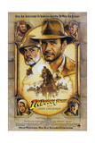 Indiana Jones and the Last Crusade Arte