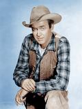 TWO RODE TOGETHER,  James Stewart, 1961 Foto