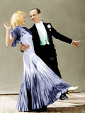 The Gay Divorce, Ginger Rogers, Fred Astaire, 1934 Foto