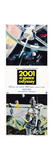 2001: A Space Odyssey, US poster, 1973 Arte