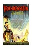 Frankenstein Arte
