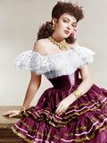 MY DARLING CLEMENTINE, Linda Darnell, 1946. 写真