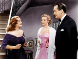 All About Eve, Bette Davis, Marilyn Monroe, George Sanders, 1950 Fotografia