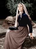 The Song of Bernadette, Jennifer Jones, 1943 Photo