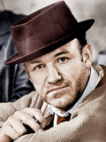 THE FRENCH CONNECTION, Gene Hackman, 1971. Foto