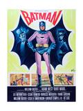 Batman (aka Batman: The Movie) Plakater