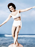 Beach Party, Annette Funicello, 1963 Photo