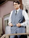 To Kill a Mockingbird, Gregory Peck, 1962 写真