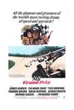Grand Prix, James Garner, Eva Marie Saint, 1966 Prints