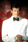 THE MAN WITH THE GOLDEN GUN, Roger Moore, 1974 Photo