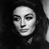 JUSTINE, Anouk Aimee, 1969… Photographie