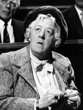 MURDER MOST FOUL, Margaret Rutherford, 1965 Foto