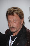 Johnny Hallyday at arrivals for The 6th Annual Pink Party Benefit Fotografía