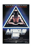 A Force of One, Chuck Norris, 1979 Prints