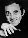 PARIS IN THE MONTH OF AUGUST, (aka PARIS AU MOIS D'AOUT), Charles Aznavour, 1965 Foto