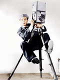 The Cameraman, Buster Keaton, 1928 Photo
