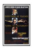 Goldfinger Pôsters
