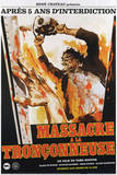 Texas Chainsaw Massacre French Plakat