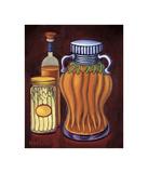 Fancy Oils IV Gicléetryck av Will Rafuse