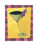 Cocktaillaune II Giclée-Druck von Kathryn Fortson