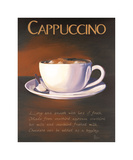 Urban Cappuccino Giclee Print by Paul Kenton
