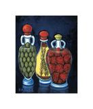Fancy Oils I Gicléetryck av Will Rafuse
