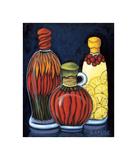 Fancy Oils II Gicléetryck av Will Rafuse