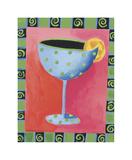 Cocktaillaune III Giclée-Druck von Kathryn Fortson