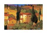 Terracotta Vista Impressão giclée por Philip Craig