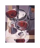 Vin rouge à Venise Reproduction procédé giclée par Paul Kenton