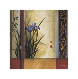 Garden Gateway Giclee Print by Don Li-Leger