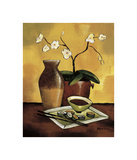 Sushi Serving Giclee Print by Krista Sewell