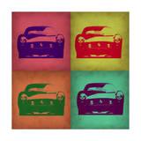 Ferrari Pop Art 1 Kunstdrucke von  NaxArt