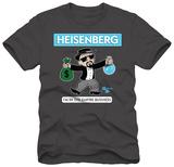 Breaking Bad - Heisenberg Monopoly T-Shirt