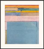 Ocean Park 116, 1979 Arte por Richard Diebenkorn