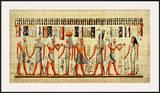 Egyptian Papyrus, Design VI Pôsters