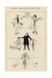 Guerison Radicale En Trois Jours Giclee Print by Albert Guillaume