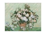 Roses, 1890 Reproduction procédé giclée par Vincent van Gogh