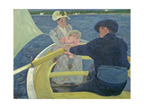 The Boating Party, 1893-94 Giclee Print by Mary Cassatt