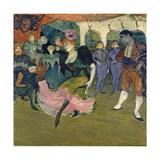 Marcelle Lender Dancing the Bolero in 'Chilperic', 1895 Lámina giclée por Henri de Toulouse-Lautrec