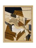 Le Violon, C.1915-1916 Impressão giclée por Juan Gris