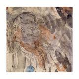 Study of a Lawyer; Etude D'Un Avocat; Honore Daumier (1808-1879) Lámina giclée por Honore Daumier
