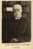 Tomas Garrigue Masaryk Reproduction photographique