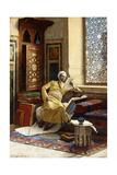 The Scholar, 1895 Giclee Print by Ludwig Deutsch