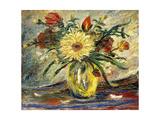 Tribute to Vincent Van Gogh; Homenaje a Vincent Van Gogh Giclée-tryk af Joaquin Clausell